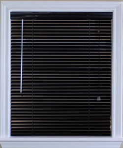 "1"" Metal Blind with Cord Lift"