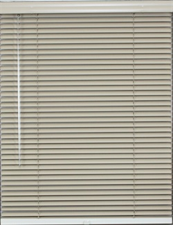 1 Inch Aluminum Mini Blinds With Lift And Lock