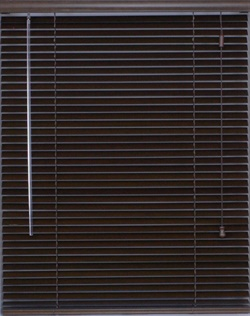 "1"" Timber Veneto Wood Blinds"