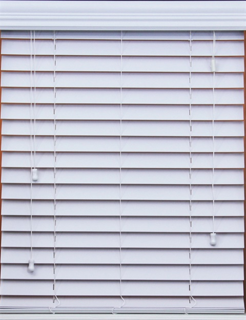 "2"" Timber Faux Wood Express Blinds"