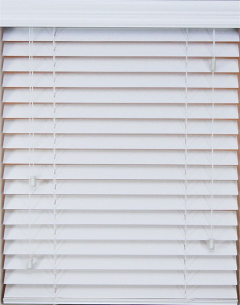2 Inch Natural Wood Blinds Corded