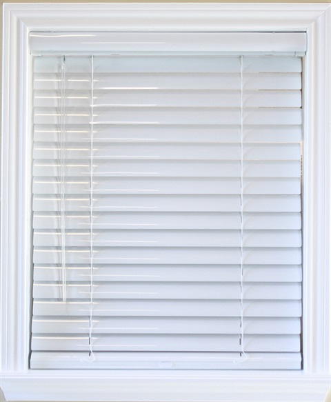 "2"" Metal Blinds with Lift & Lock™"