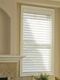 "2.5"" Cordless Wood SmartPrivacy® Blind"