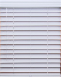 2.5 Inch Cordless Faux Wood Blinds