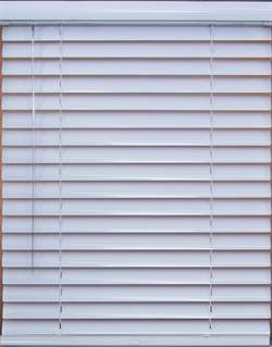 "2"" Timber Metal Blinds with Lift and Lock™"